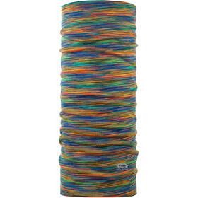 P.A.C. Tour de cou en laine mérinos, multi rainbow